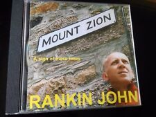 Mount Zion, A Sign Of The Times , Rankin John, 2002 Cd