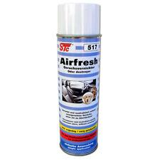 500 ml STC Airfresh Geruchsentferner Lufterfrischer Auto Geruchsvernichter Spray