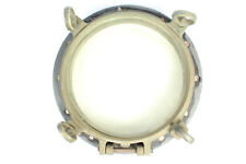 "Antique Vintage Brass 20"" Maritime Porthole w/15"" Window from CAPTAIN & TENNILLE"