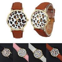 Womens Watches Faux Leather Watch Dress Watch Analogue Quartz Ladies Wristwatch