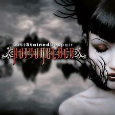 POISONBLACK Lust Stained Despair +1 bonus RARE CD