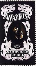 Nashville Rebel [Box Set] [Box] by Waylon Jennings (CD, Sep-2006, 4 Discs, Legacy)