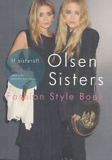 Photo Book Mary-kate Ashley Olsen Twins Sisters 600photos Fashion Style NEW Rare