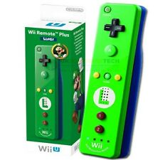 Nintendo Wii & Wii U Remote Motion Plus Luigi (Limited Edition)