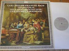 417 124-1 C 6 sinfonías Wq. p.e. Bach. 182/Hogwood/AAM