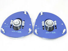 Camber plates for Renault Clio 3 , Nissan Micra 3 adjustable blue