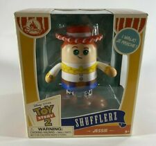 Disney Pixar - Toy Story Shufflerz (JESSIE) Walking Collectible Figure - NIB