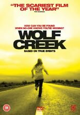 WOLF CREEK-HOW CAN YOU BE FOUND WHEN NO ONE KNOWS YOUR MISSING- 5060034576235