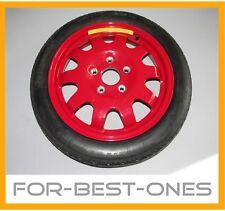 Porsche 911 996 Boxster 986 Notrad Ersatzrad 99636213001 spare wheel unbenutzt