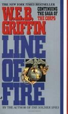 Corps 05: Line of Fire by W. E. B. Griffin, Good Book