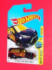 Hot Wheels FORD TRANSIT CONNECT #_ City Works  DVD12-D7B3  PIZZA HUNT Canada