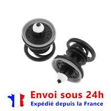 10 pcs. CLIPS DE FIXATION POUR PANNEAU DE PORTE AUDI SEAT VW OEM: 7L6868243