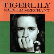 NATALIE MERCHANT - TIGERLILY - CD, 1995