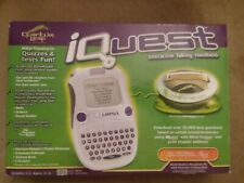 Quantum Leap I Quest Interactive Talking Handheld with Mind Station nib