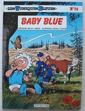 Tuniques bleues T 24 Baby Blue LAMBIL & CAUVIN Dupuis 1er trim 1986 EO