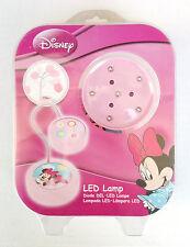 Lampada LED Minnie Topolina Disney da tavolo portatile