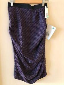 Nina Ricci wool checked skirt, size 36, Aus 6, NWT