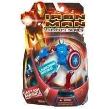 Iron Man Movie Action Figure Capt. America Armor Iron Man by Hasbro
