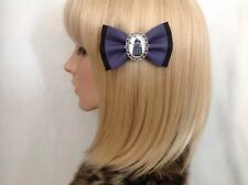 Doctor who dalek hair bow clip rockabilly pin up girl geek Tardis sci fi vintage