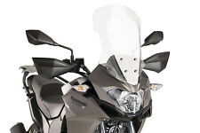 PUIG TOURING SCREEN KAWASAKI VERSYS-X 300 17-18 CLEAR