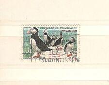 FRANCIA 1274 - PROTEZIONE UCCELLI  1960 - USATO - VEDI FOTO
