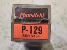 Pfanstiehl P-129 Stereo Cartridge/Stylus NOS BSR SX5H Sears 8861