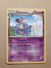 Pokemon Nidoqueen 42/116 Glaciazione Plasma Italiano