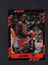 1990 Career Highlights #9 Michael Jordan Chicago Bulls B91A 465