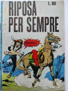 Colana Cosmo Supplemento - Riposa per sempre - Lito Editoriale Lampografica