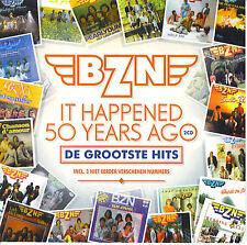 BZN : It happened 50 years ago / De grootste hits (2 CD)