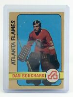 1972-73 Dan Bouchard Atlanta Flames #203 OPC O-Pee-Chee Hockey Card I663