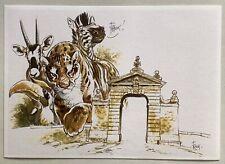 Ex Libris Zoo - Frank Pé - 2002