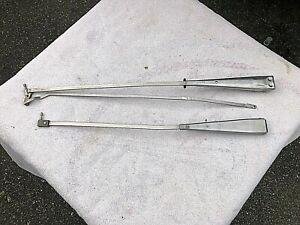 1971 TO 1976 PONTIAC BUICK OLDSMOBILE CHEVROLET FULLSIZE WINDSHIELD WIPER ARMS