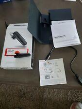 New listing Plantronics Explorer 505 Black Bluetooth Headset