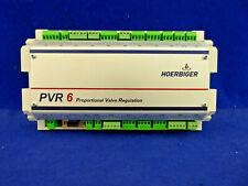 Hoerbiger PVR 6 PVR6 Proportional Valve Regulation Ventil Digitalverstärker