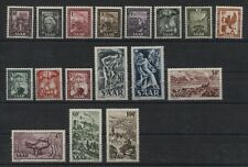 Saarland 272-288 postfrisch (B03572)