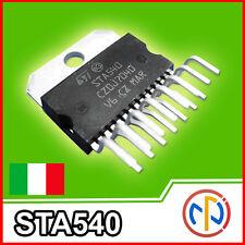 STA540 Amplificatore Audio 4 canali 76W Integrato