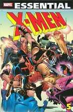 Essential X-Men Volume 5 Uncanny Claaremont Windsor-Smith Wolverine OOP New NM