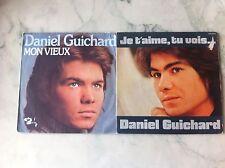 L'or De 2 Vinyls 45T de Daniel Guichard