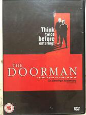 Dominque Vandenbergh, Priya Hubbard THE DOORMAN ~ 1999 Crime Thriller | UK DVD