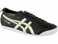 【DHL】New Onitsuka Tiger MEXICO 66 Black × Gold D5V2L from Japan asics