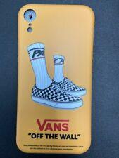 Vans Yellow Protective Case iPhone XR
