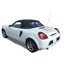 BRAND NEW TOYOTA MR2 / MRS Convertible Soft Top 2000-2007 Black Stayfast Cloth