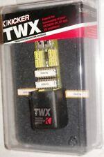Old School Kicker TWX Tweeter Module,Unopened RETAIL Pack , New W/ Manual.