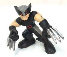 Marvel Super Hero Squad RARE WOLVERINE X-Force Costume Hunt for Mr Sinister #054