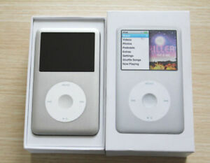 Apple iPod Classic 7th Generation 1TB Silver SSD Custom (2000mAh) LATEST