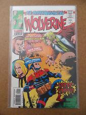 Wolverine  -1 Flashback . Marvel 1997 . VF / NM