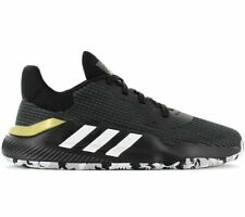 adidas PRO BOUNCE 2019 Low Herren Sneaker Schwarz EF0469 Basketball Schuhe NEU