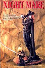 "10""Night Mare Vampire Hunter Creature Resin Model Kit1/8"