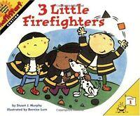 3 Little Firefighters (MathStart 1) by Stuart J. Murphy